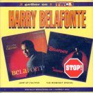 "Harry Belafonte-2 LPs On 1 CD:  ""Jump Up Calypso""/""The Midnight Special"" (Import)"