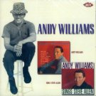 "Andy Williams-2 LPs On 1 CD-""Andy Williams""/""Sing Steve Allen"" (Import)"