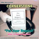 "Clifton Music Presents:  Cornerstone-""Per Your Request"" featuring Golden Voice Harry"