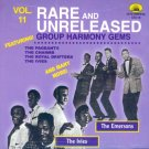 V/A Rare And Unreleased Group Harmony Gems, Vol. 11