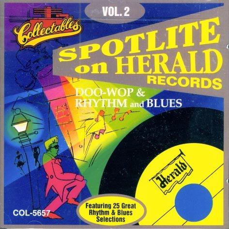V/A Spotlite On Herald Records, Vol. 2 Doo Wop & Rhythm & Blues
