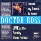 Doctor Ross-Live At The Burnley Blues Festival (Import)