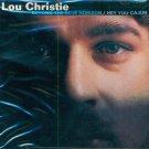 Lou Christie-Beyond The Blue Horizon/Hey You Cajun