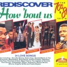 "V/A Rediscover The 70's& 80's-1972-1986 :  ""How 'Bout Us""  (Import) (2 CDs)"