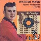 Warner Mack-Rockin' The Country 1957-1966 (Import)