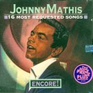 Johnny Mathis-16 Most Requested Songs