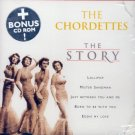 The Chordettes-The Story + Bonus CD ROM (Import)