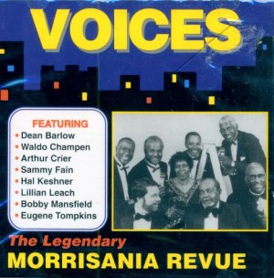 V/A Voices-The Legendary Morrisania Revue