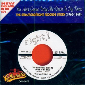 V/A You Ain't Gonna Bring Me Down To My Knees-The Strafford/Right Records Story (1965-1969)