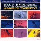 Dave Myers & The Surftones-Hangin' Twenty