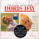 "Doris Day-2 Classic Albums On CD:  ""Latin For Lovers""/""Love Him"" (Import)"