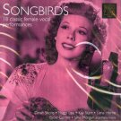 V/A Songbirds-18 Classic Female Vocal Performances (Import)