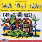 V/A Walk That Walk-20 Great Carolina Beach Music And R&B Classics