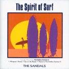 The Sandals-The Spirit Of Surf