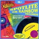 V/A Spotlite On Rainbow Records, Vol. 1-Doo Wop & Rhythm & Blues