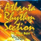 Atlanta Rhythm Section-All Their Best