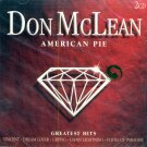 Don McLean-American Pie-Greatest Hits (2 CD Set) (Import)