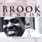 Brook Benton-Rainy Night In Georgia (2 CD Set) (Import)