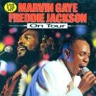 Marvin Gaye & Freddie Jackson-Live On Tour (2 CD Set)