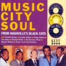 V/A Music City Soul From Nashville's Black Cats (Import)