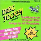 Disc Jockey, Volume V by Rich Acocela-Traditionals On CD-Songs For All Occasions
