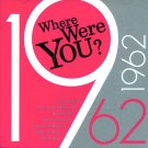 V/A Where Were You? 1962 (Import)