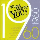 V/A Where Were You? 1960 (Import)