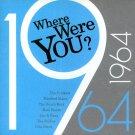 V/A Where Were You? 1964 (Import)