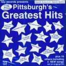 V/A Itzy Records Presents:  Pittsburgh's Greatest Hits, Volume 1