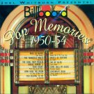 V/A Joel Whitburn Presents: Billboard Pop Memories 1950-54