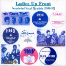 V/A Ladies Upfront-Female Led Vocal Quartets (1946-1953) (Import)