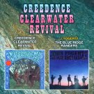 """Creedence Clearwater Revival-""""Creedence Clearwater Revival""""/""""J. Fogerty Blue Ridge Rangers"""" (Import)"""