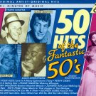 V/A 50 Hits From The Fantastic 50's (2 CD Box Set) (Import)