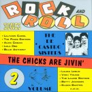 V/A Rock And Roll Songs-The Chicks Are Jivin', Volume 2 (Import)
