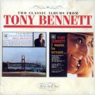 "Tony Bennett-2 Albums ""I Left My Heart In San Francisco""/""I Wanna Be Around"" (Import)"