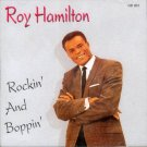 Roy Hamilton-Rockin' And Boppin' (Import)