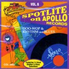 V/A Spotlite On Apollo Records, Vol. 6-Doo Wop & Rhythm & Blues