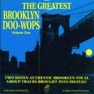 V/A The Greatest Brooklyn Doo Wops, Volume 1