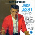 Jack Scott - 34 Of His Biggest Hits On One CD (Import)