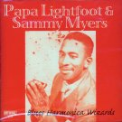 Papa Lightfoot & Sammy Myers-Blues Harmonica Wizards (Import)