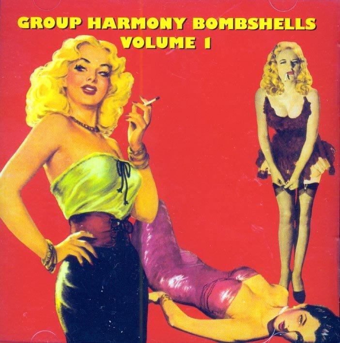 V/A Group Harmony Bombshells, Volume 1 (Import)