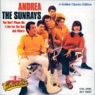 "The Sunrays-Andrea ""A Golden Classics Edition"""