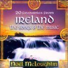 Noel McLoughlin-20 Favourites From Ireland-The Songs & The Music (Import-PROMOTIONAL COPY)