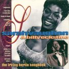 Sarah Vaughan & Billy Eckstine-The Irving Berlin Songbook (Import)