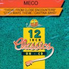 "Meco-12"" Classics On CD-Theme From ""Close Encounters""-""Star Wars/Cantina Band"" (Import)"