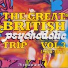 V/A The Great British Psychedelic Trip, Vol. 3 1965-1970 (Import)
