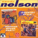 "Sandy Nelson-2 Albums On 1 CD:  ""Country Style""/""Teenage House Party"" (Import)"
