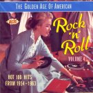 V/A The Golden Age Of American Rock 'n' Roll, Volume 4 (1954-1963) (Import)