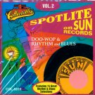V/A Spotlite On Sun Records, Vol. 2-Doo Wop & Rhythm & Blues