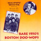 "V/A Rare 1950's Boston Doo Wops:  W-I-L-D 1090 Radio-The Skippy White ""Golden Groove"" Show (Import)"